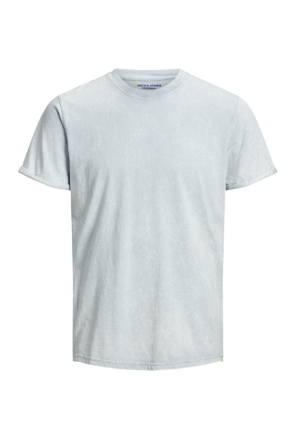 Image of JACK & JONES Level Crew Neck T-Shirt