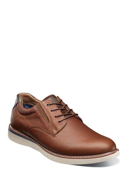 Image of NUNN BUSH Bayridge Leather Plain Toe Oxford - Wide Width Available