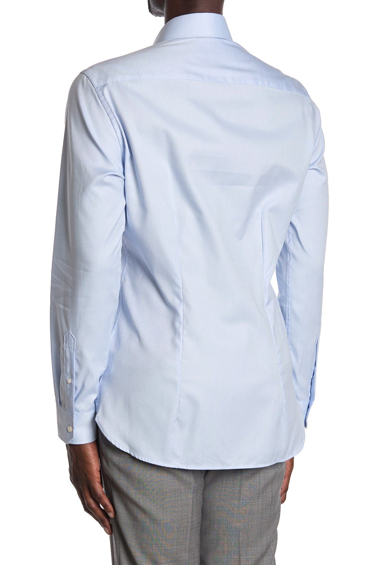 Image of Ted Baker London Oxford Long Sleeve Endurance Fit Shirt
