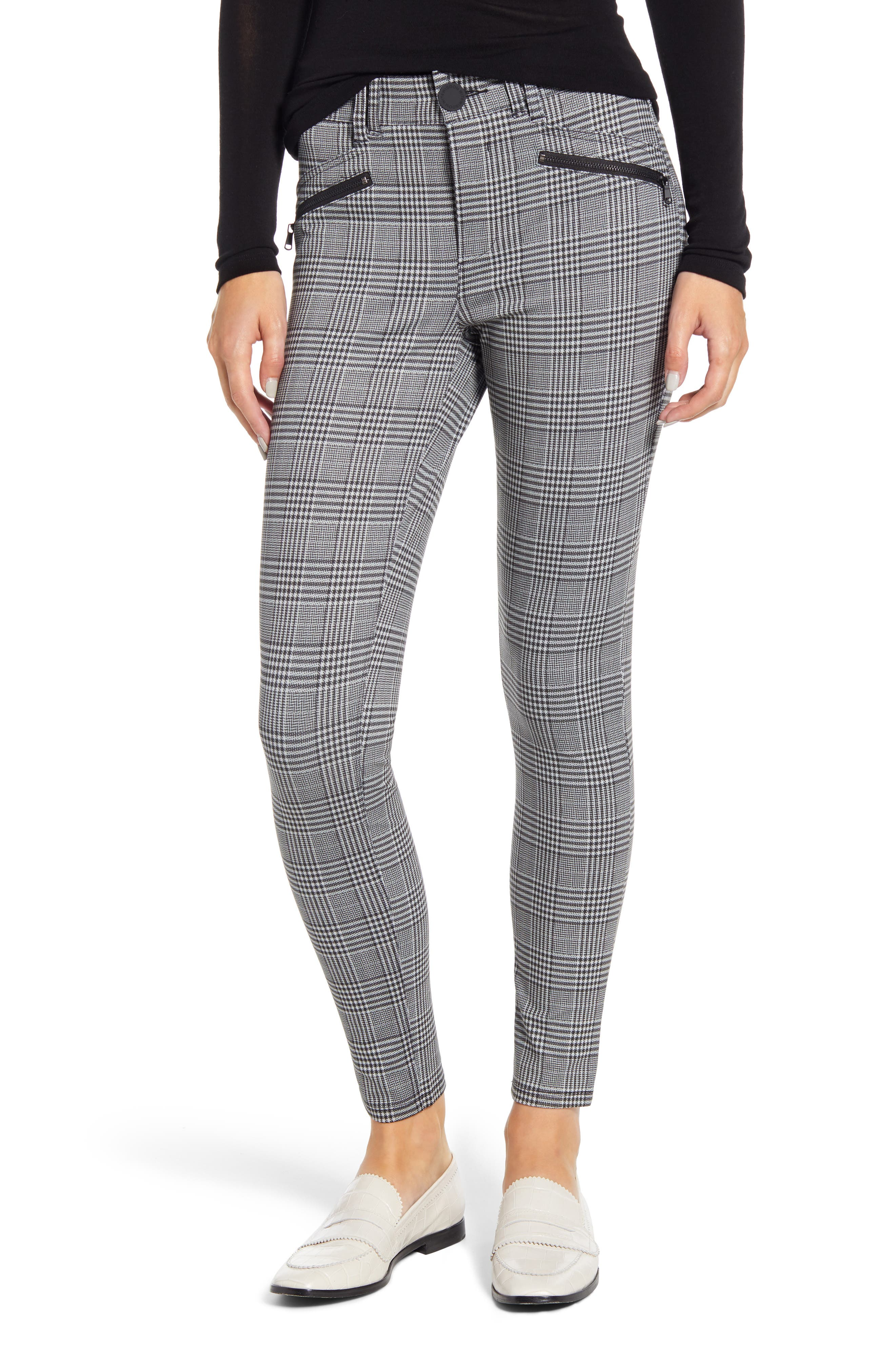 Wit & Wisdom Ab-Solution Skinny Ponte Pants (Regular & Petite) (Nordstrom Exclusive)