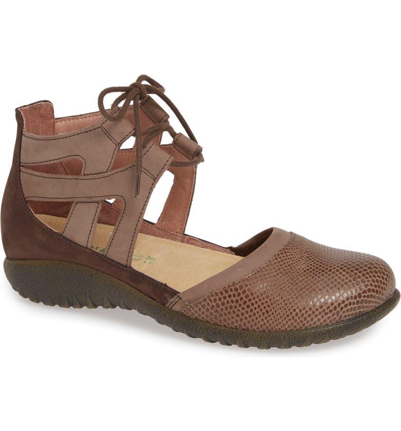 Naot Kata Lace Up Sandal Women