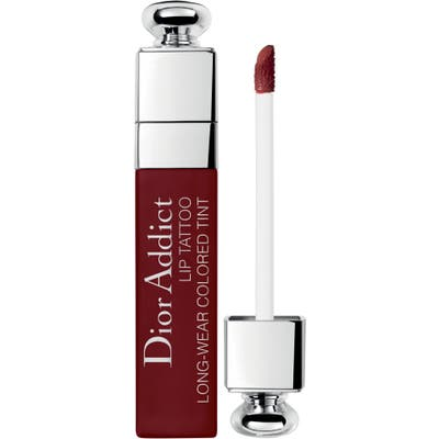 Dior Addict Lip Tattoo Long-Wearing Color Tint - 831 Natural Brown
