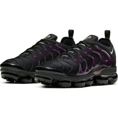 Nike Air Vapormax Plus Sneaker- Black
