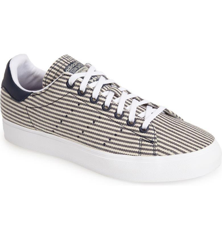 low priced 400c8 25dcf adidas 'Stan Smith' Canvas Stripe Sneaker (Men) | Nordstrom