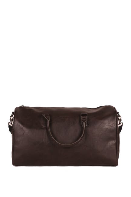 Image of Kenneth Cole New York Faux Leather Duffel Bag