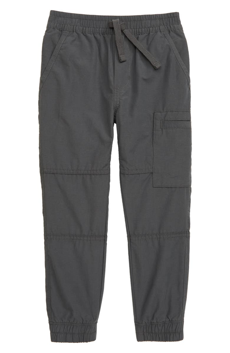 TUCKER + TATE Summit Lined Jogger Pants, Main, color, GREY FLANNEL
