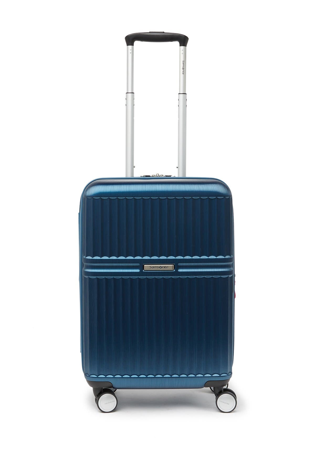 "Image of Samsonite 20"" Expandable Spinner Luggage"