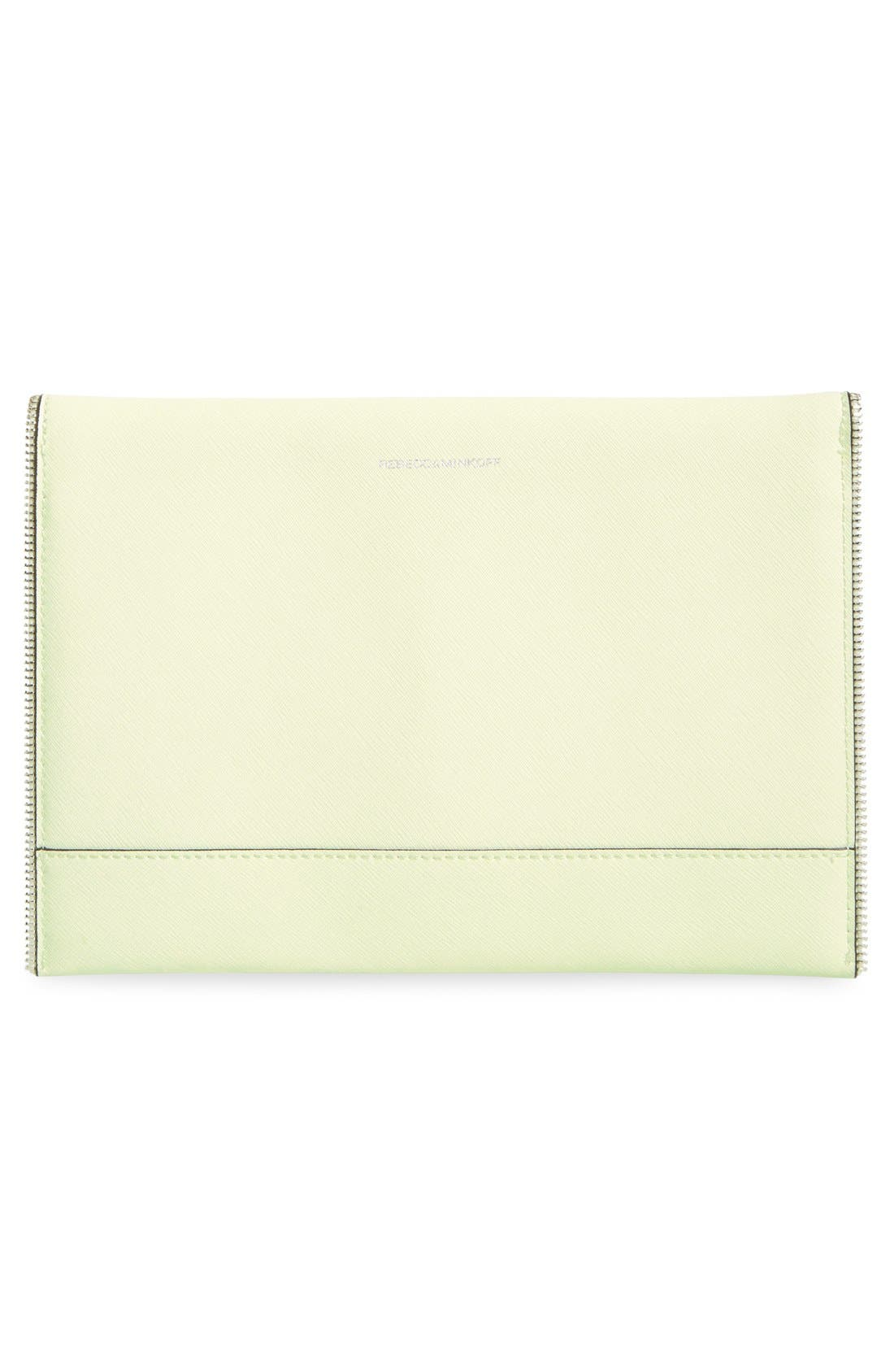,                             Leo Envelope Clutch,                             Alternate thumbnail 158, color,                             301