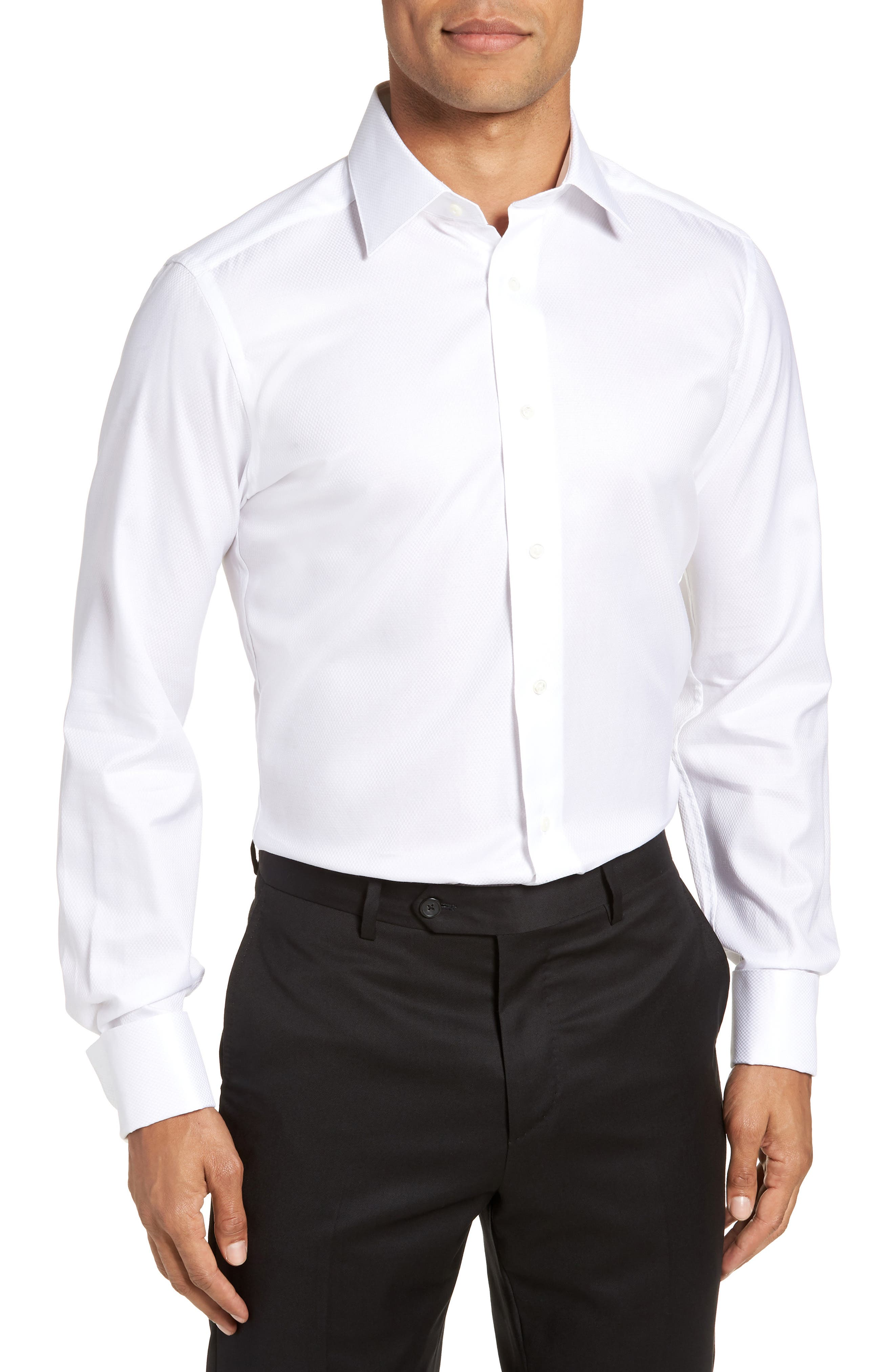 US Gifts Comfort Shirt French Cuffs