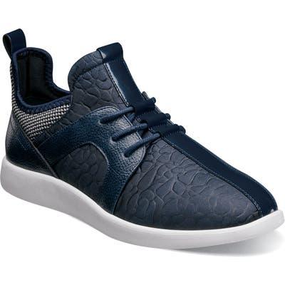 Stacy Adams Briscoe Sneaker, Blue