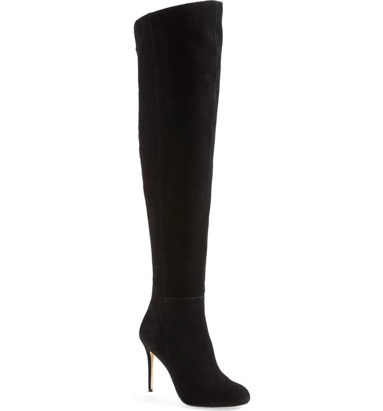 DV BY DOLCE VITA 'Keva' Over-The-Knee Boot, Main, color, 001