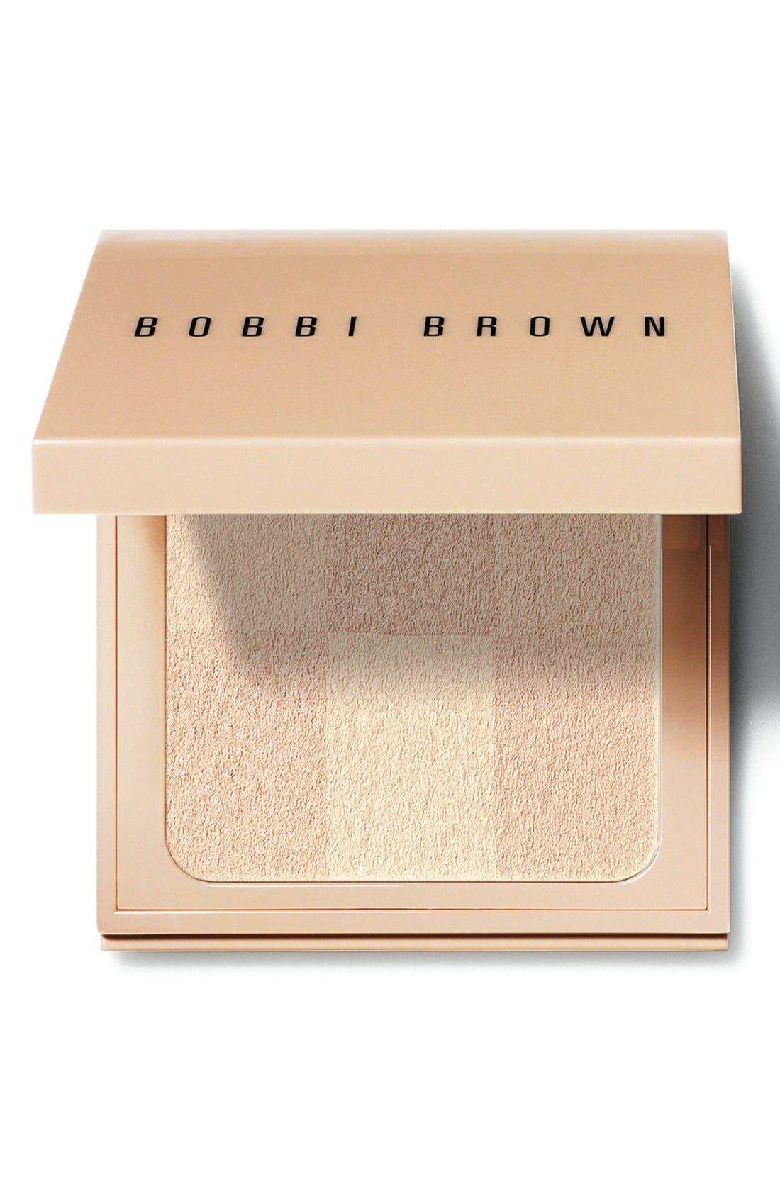 Nude Finish Illuminating Pressed Powder Compact