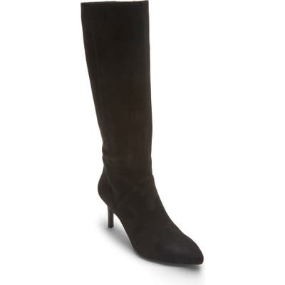 Rockport Total Motion Ariahnna Tall Boot, Black