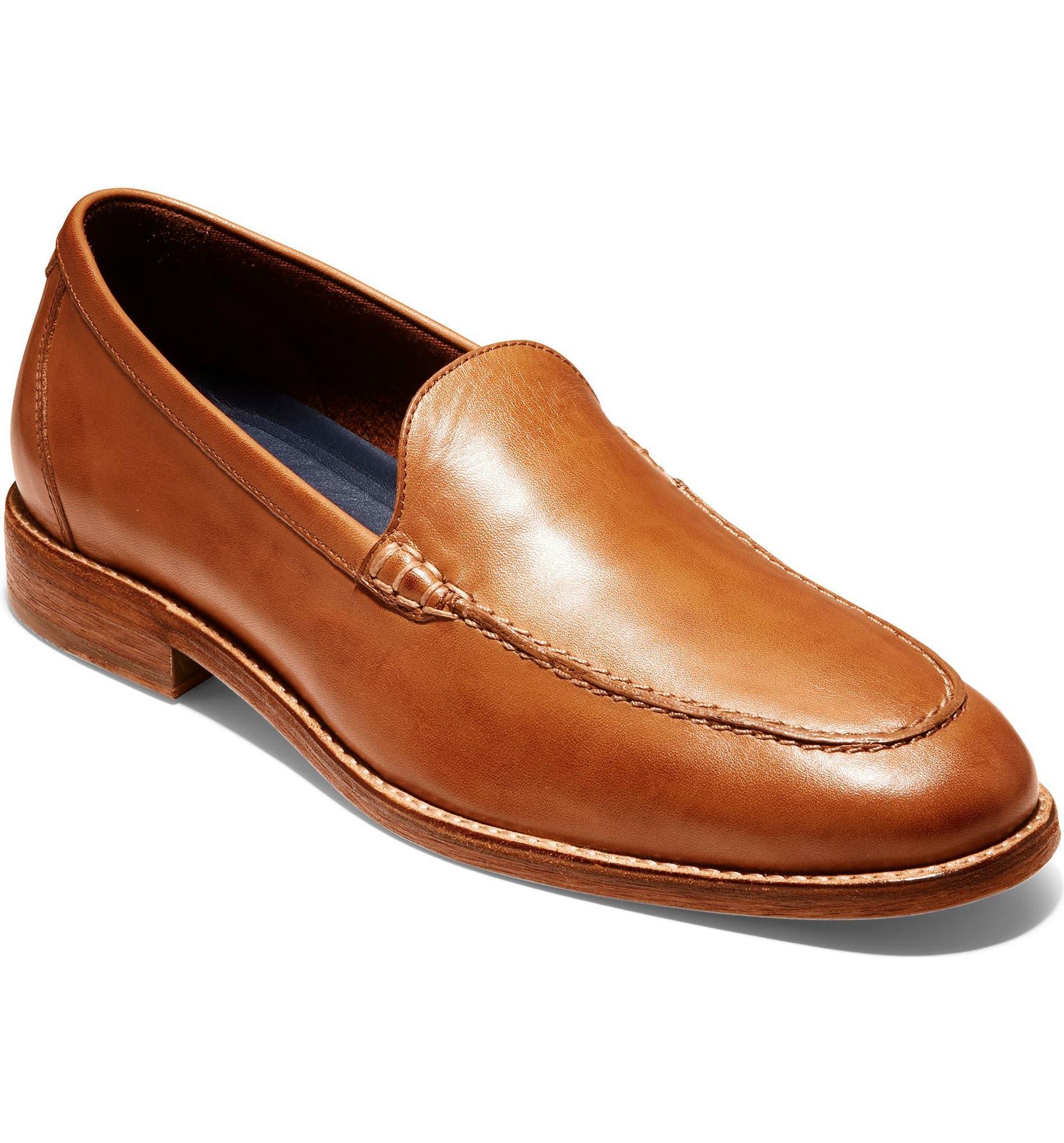 98dd91666 Cole Haan Feathercraft Grand Venetian Loafer (Men)   Nordstrom