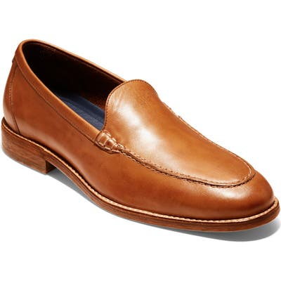 Cole Haan Feathercraft Grand Venetian Loafer, Brown
