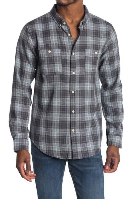 Image of Ezekiel Palmdale Long Sleeve Woven Shirt