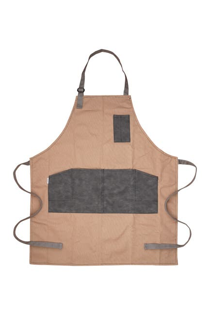 Image of Bespoke Neutral Cotton Apron