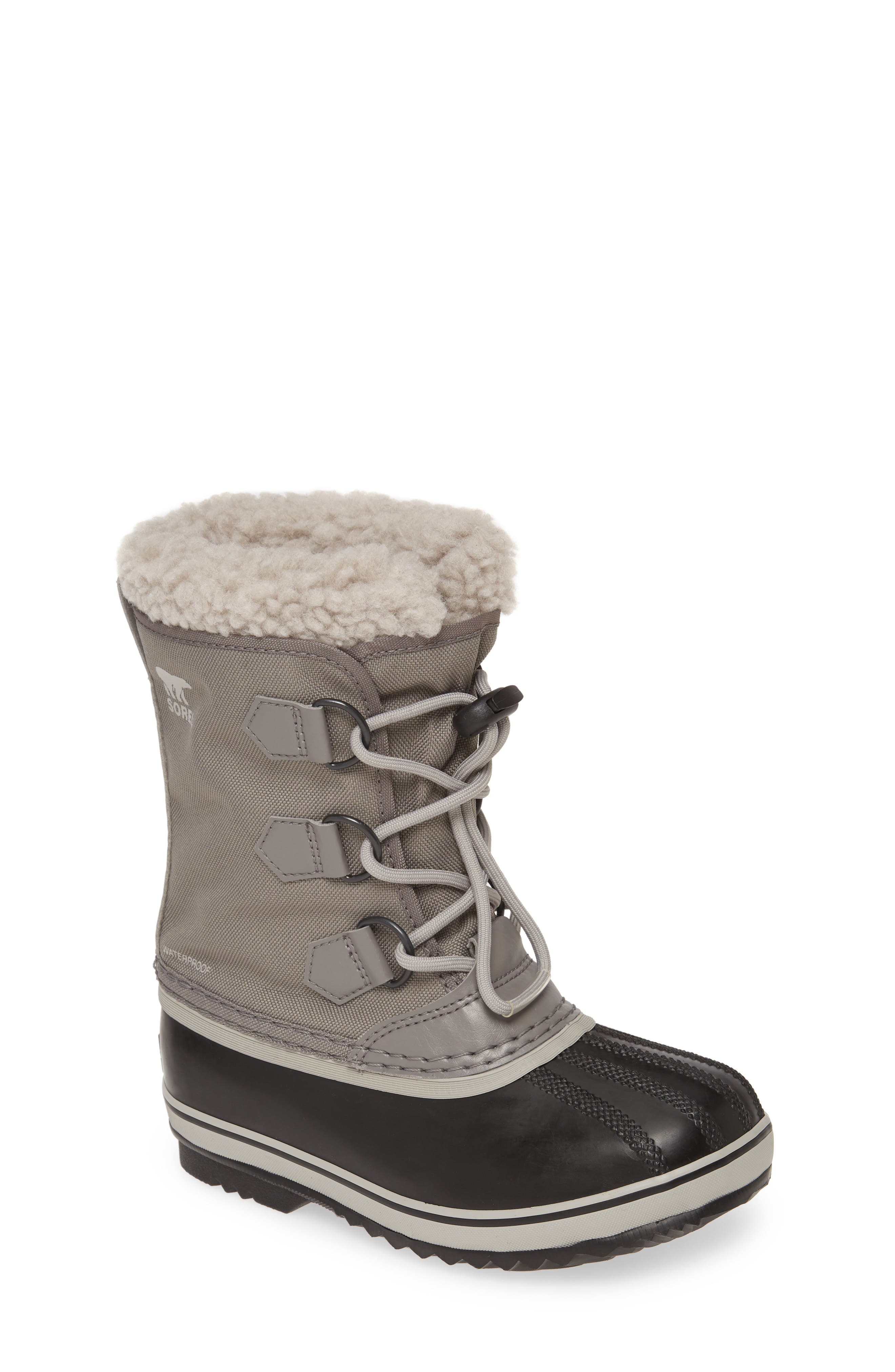 SOREL Yoot Pac Waterproof Snow Boot