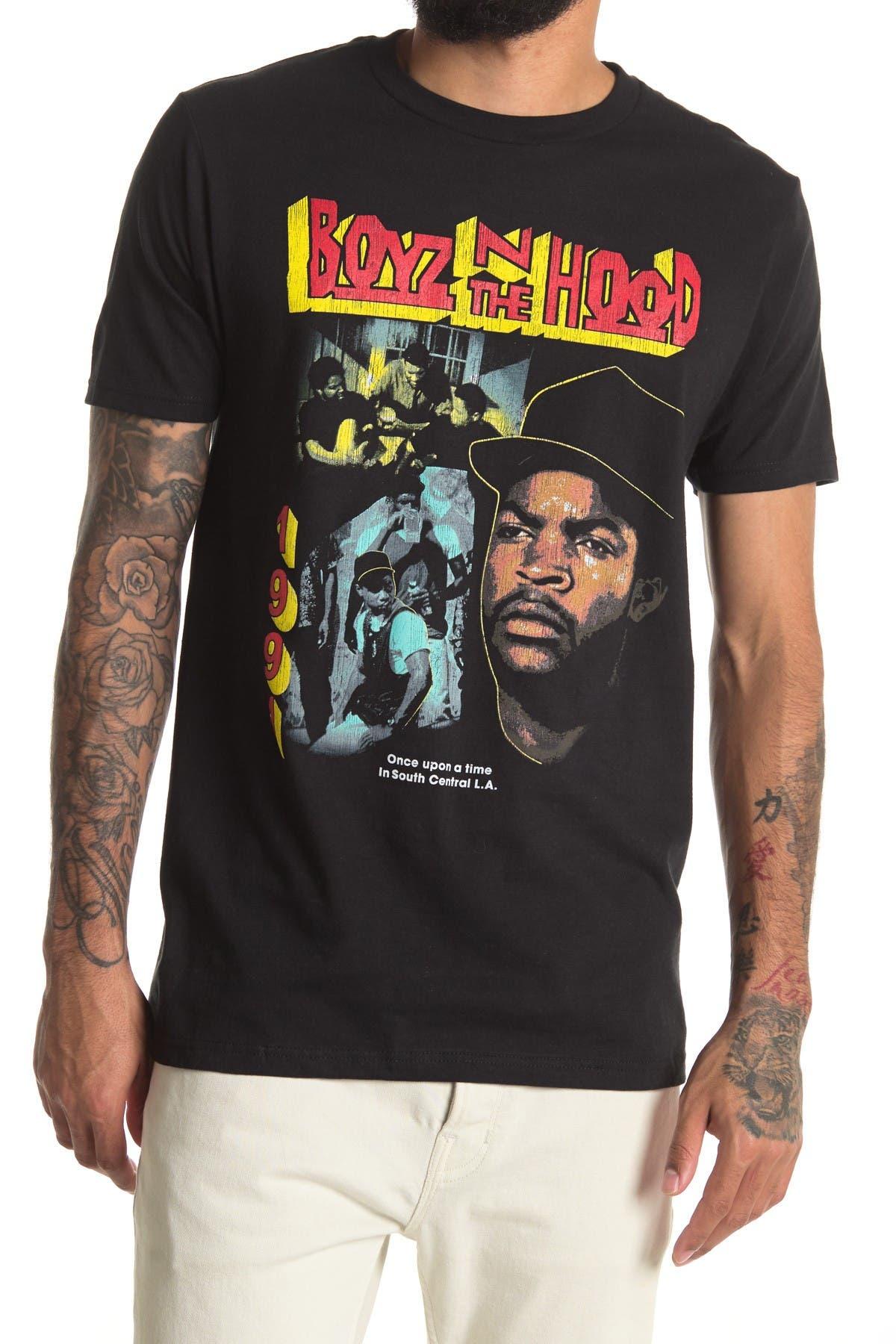 Image of FIFTH SUN Boyz N The Hood T-Shirt
