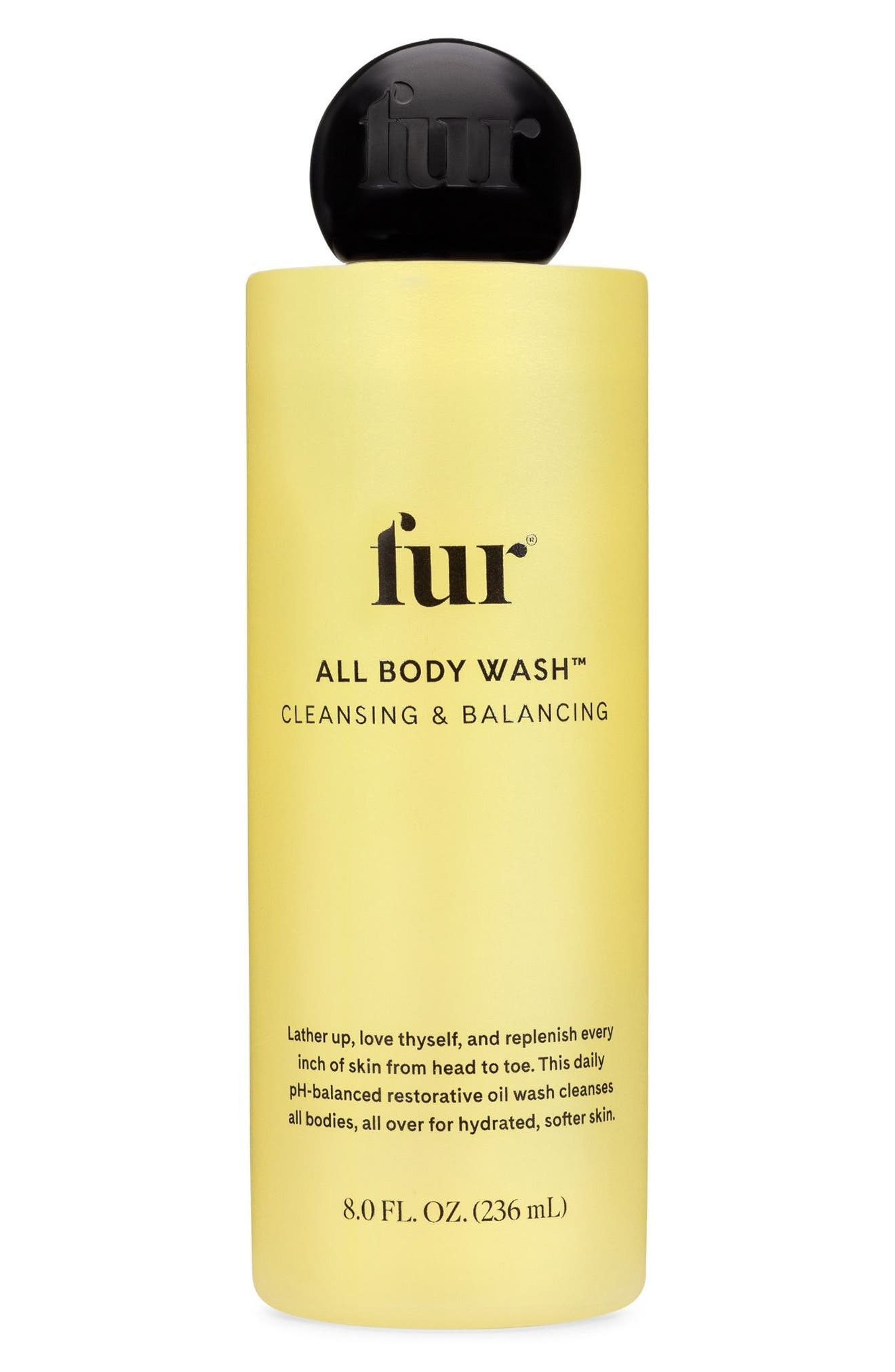 Fur Skincare All Body Wash in No Color at Nordstrom