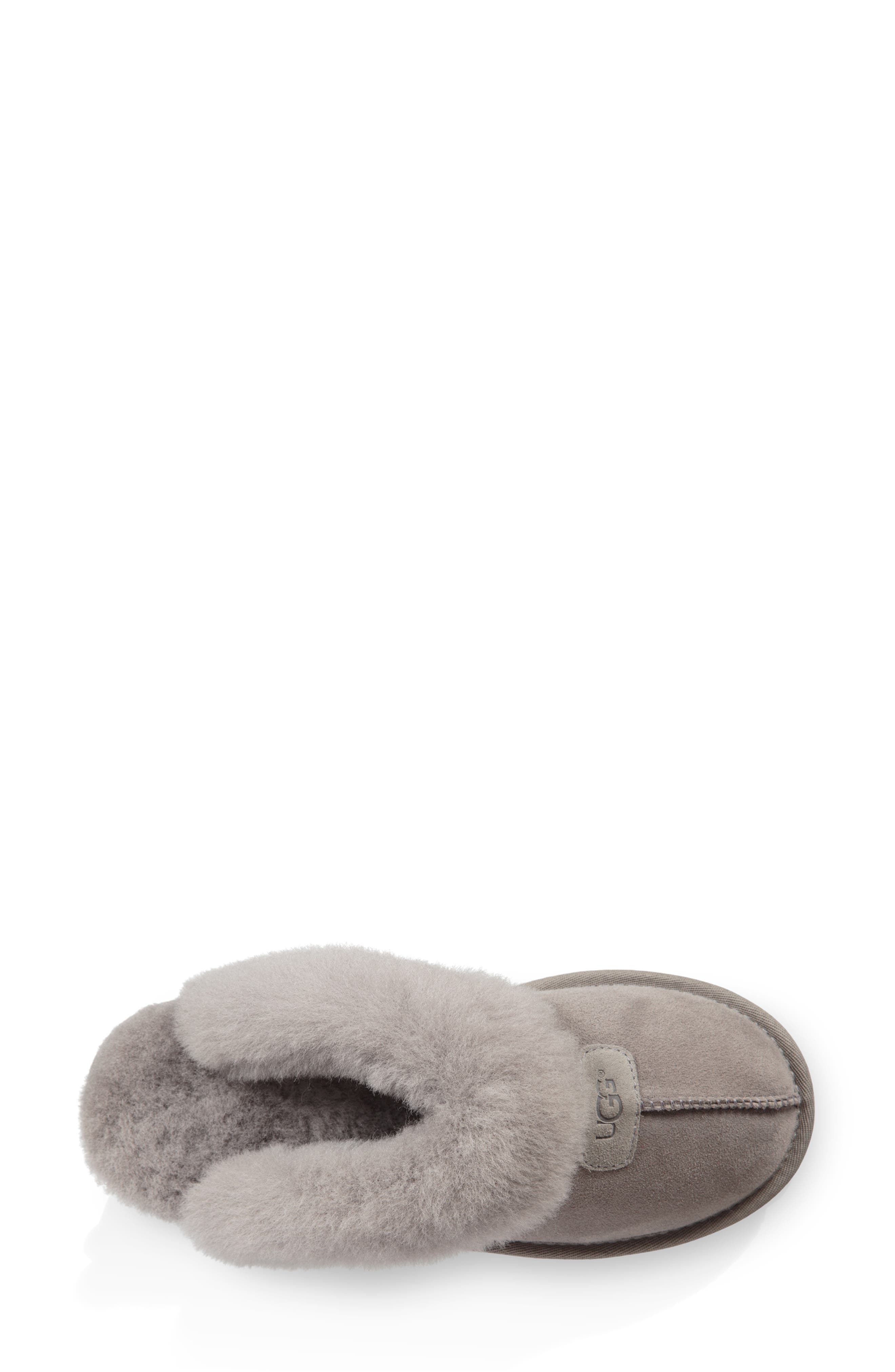 ,                             Genuine Shearling Slipper,                             Alternate thumbnail 56, color,                             024