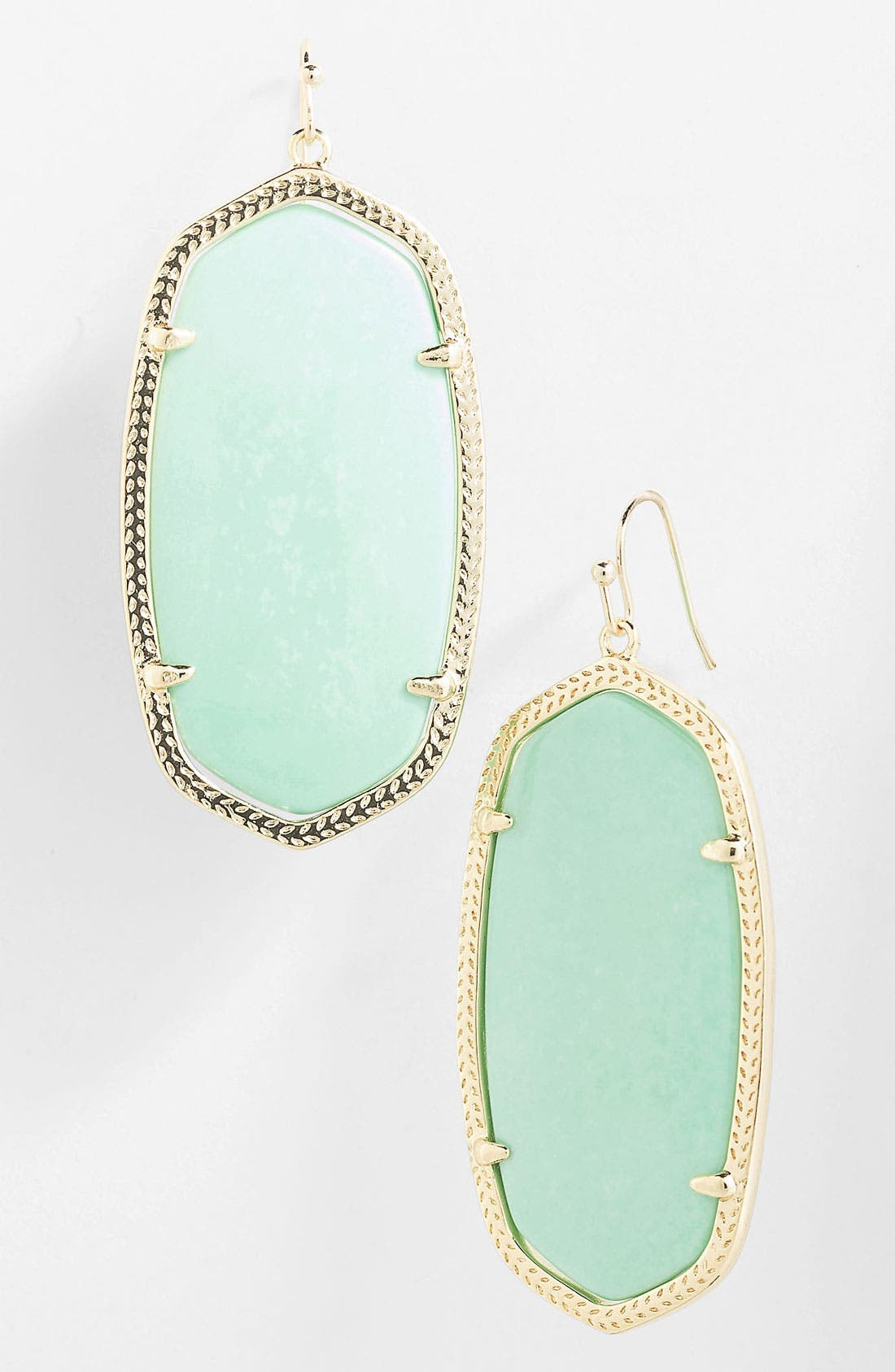 ,                             'Danielle' Oval Statement Earrings,                             Main thumbnail 26, color,                             330