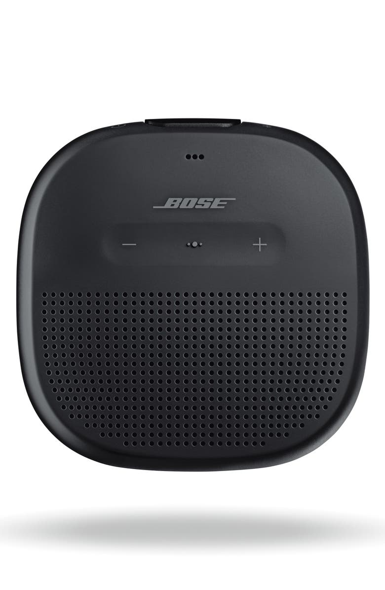 BOSE<SUP>®</SUP> SoundLink<sup>®</sup> Micro Bluetooth<sup>®</sup> Speaker, Main, color, BLACK