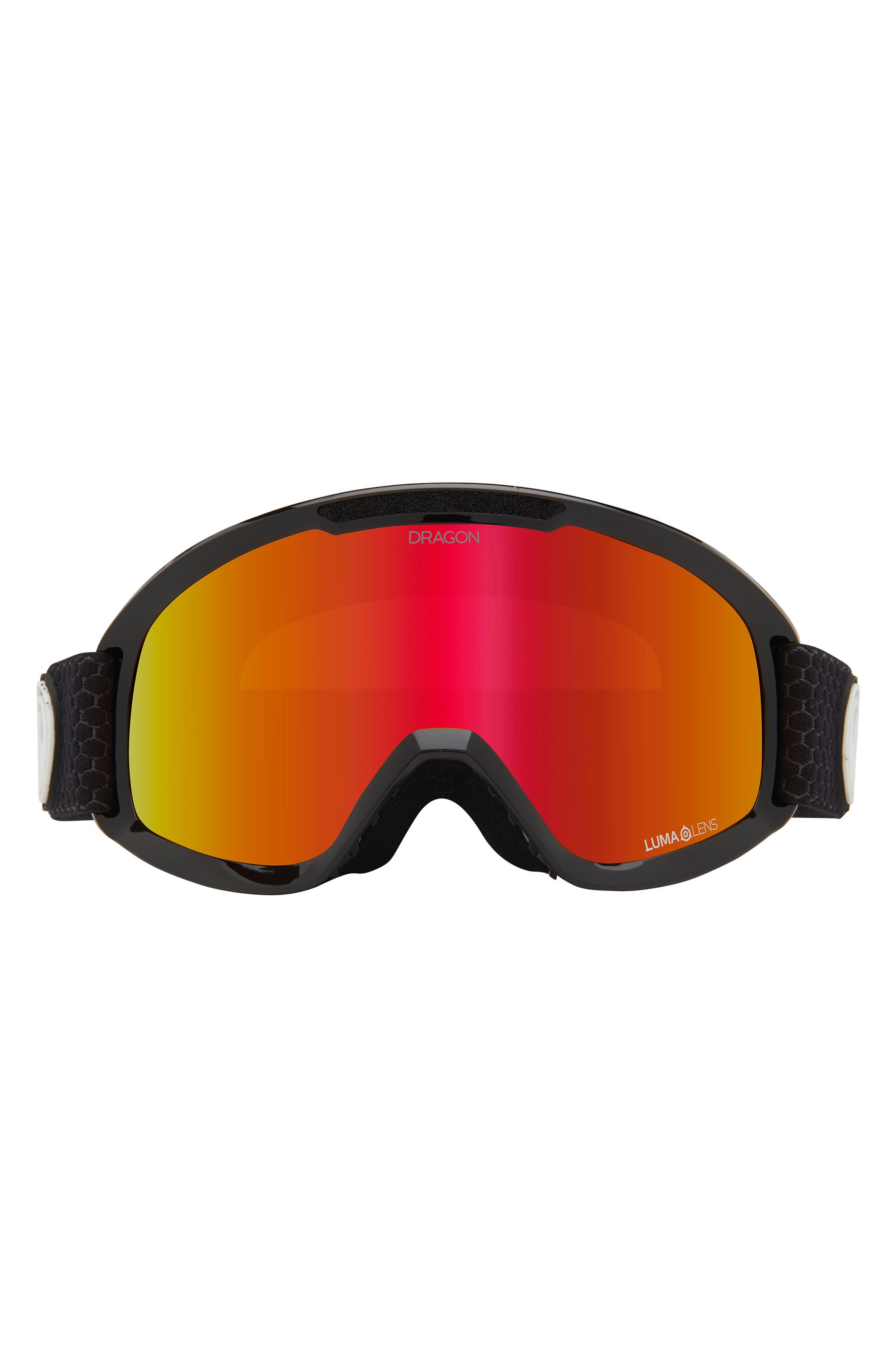 Dx2 51mm Snow Goggles With Bonus Lens