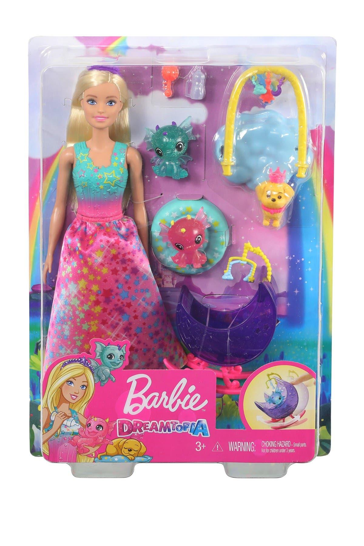 Image of Mattel Barbie(TM) Dreamtopia Dolls and Accessories