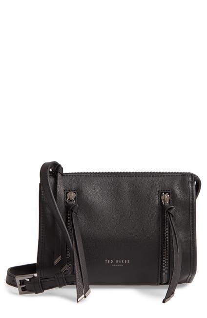 Image of Ted Baker London Henneyy Zip Detail Belt Bag