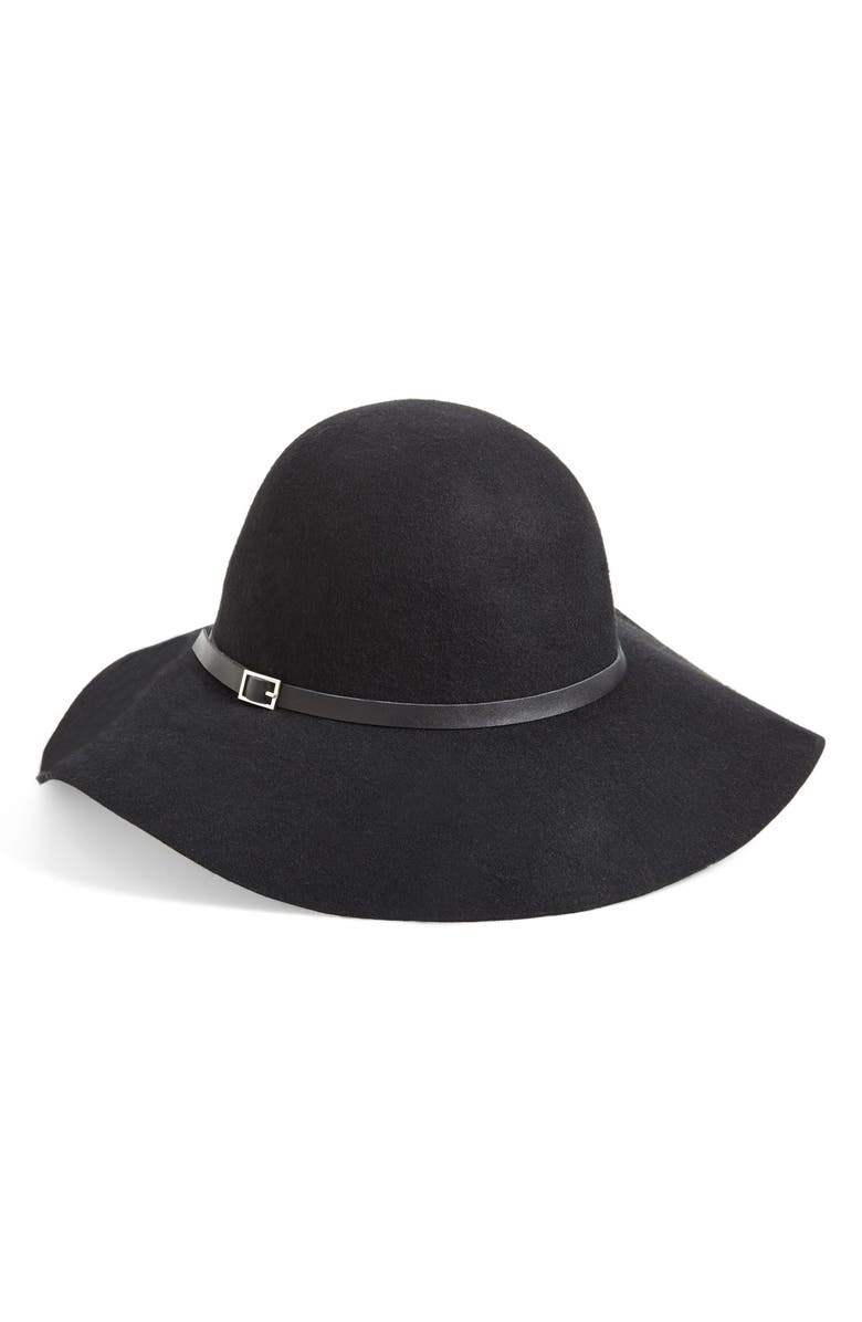 MICHAEL STARS 'Uptown' Floppy Hat, Main, color, 001