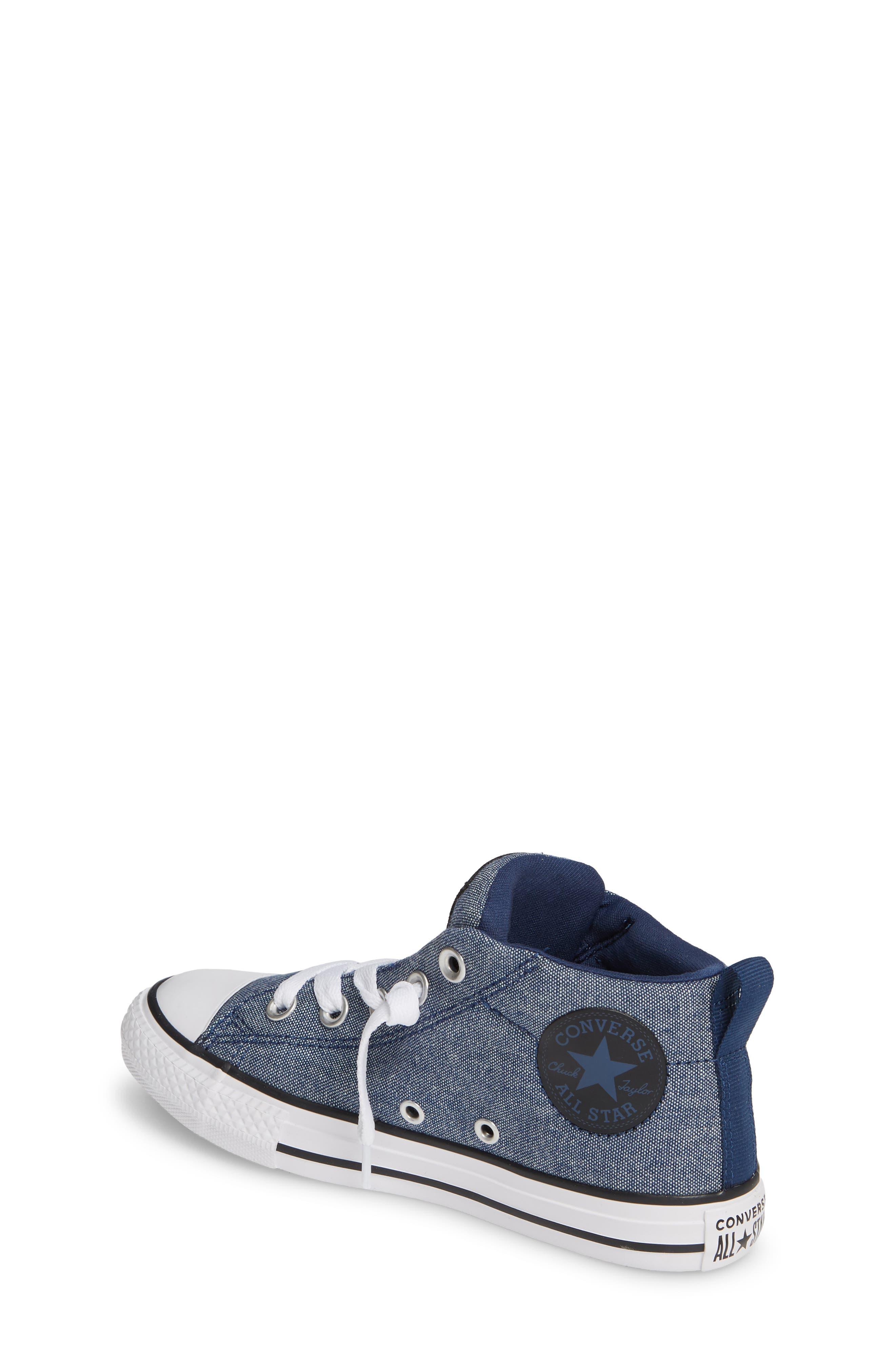 Converse Street Slip-On Hi Top Sneaker