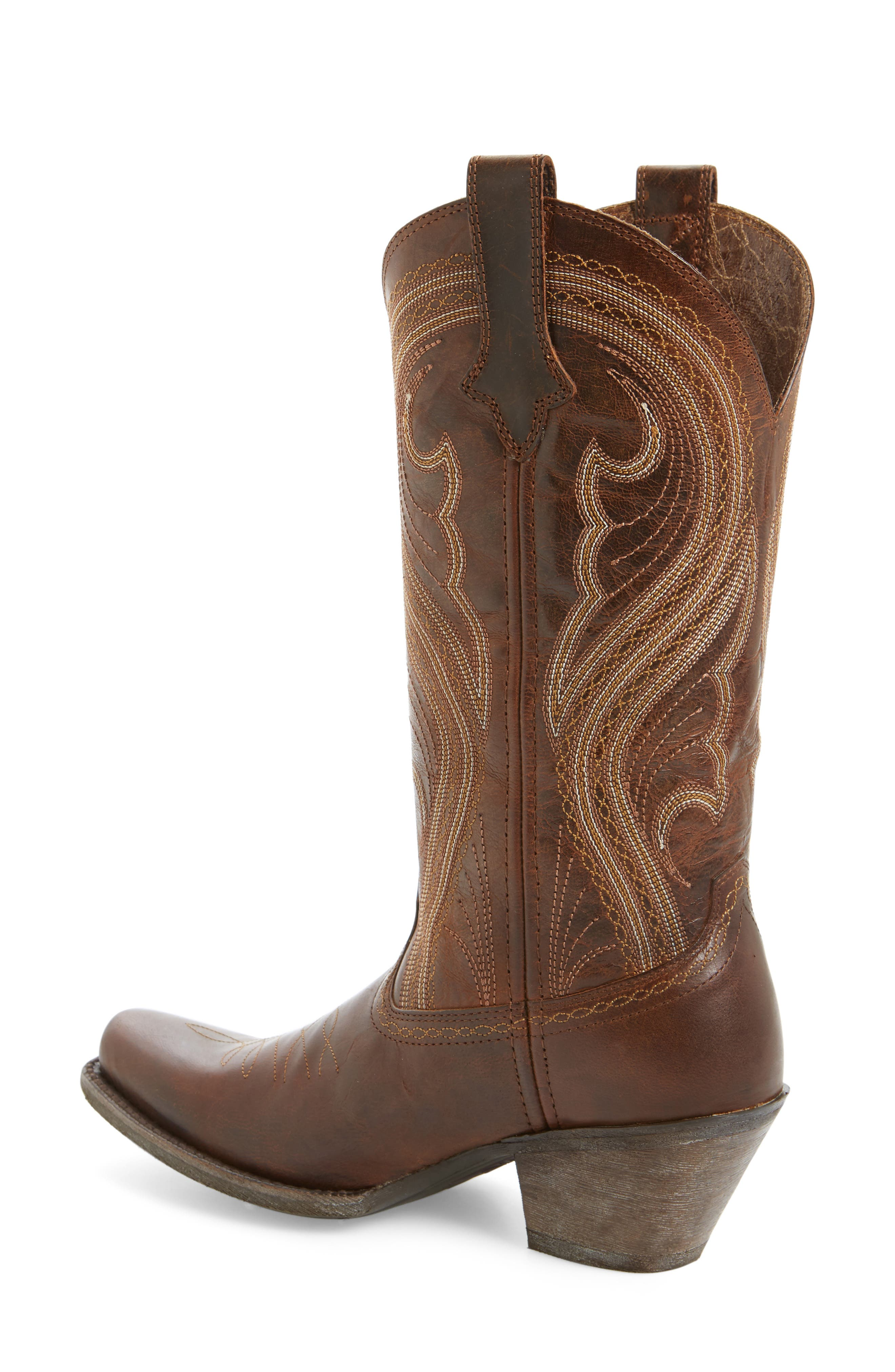,                             Lively Western Boot,                             Alternate thumbnail 2, color,                             200
