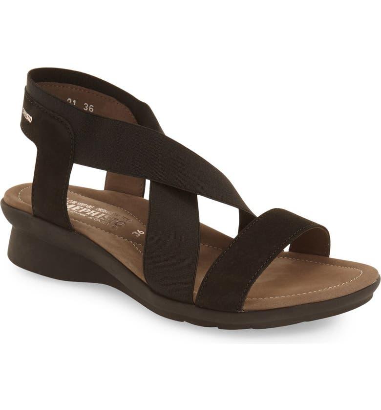 MEPHISTO 'Pastora' Sandal, Main, color, 002