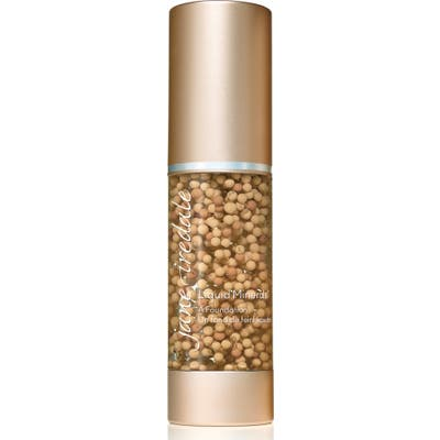 Jane Iredale Liquid Minerals Foundation, .01 oz - 13 Caramel