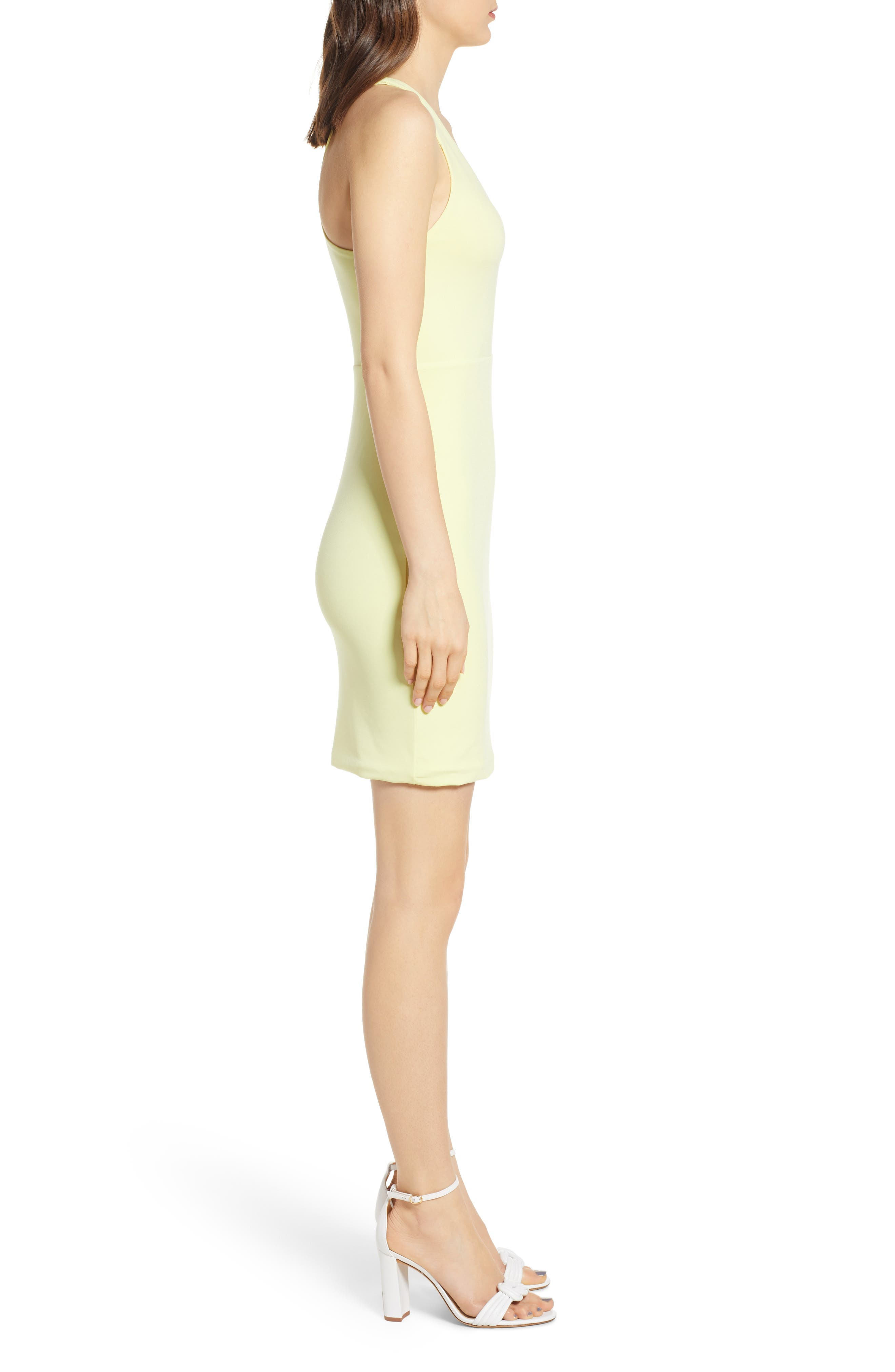 ,                             Racerback Body-Con Dress,                             Alternate thumbnail 58, color,                             740