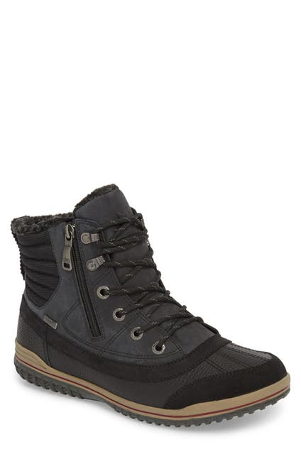 Image of Pajar Pummel Waterproof Faux Fur Lined Insulated Boot