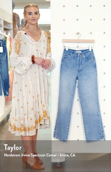 Split Flare Leg Jeans, sales video thumbnail