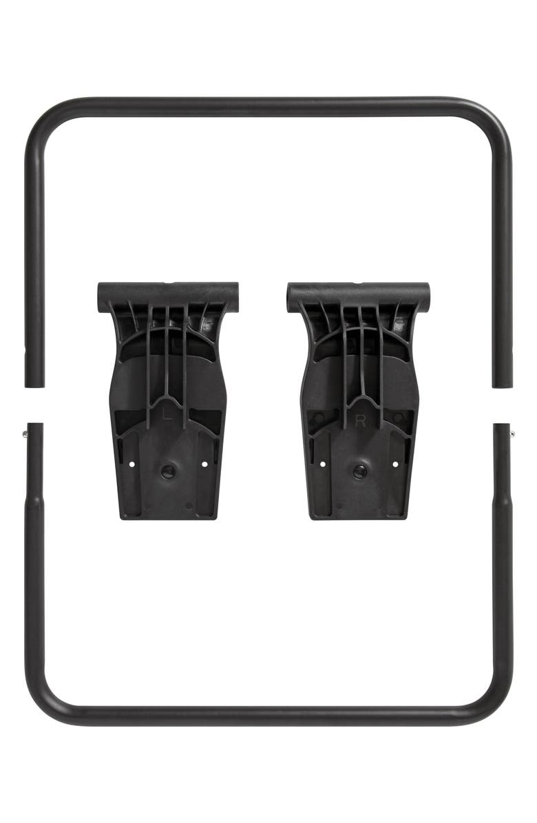 BABY JOGGER City Tour<sup>™</sup> LUX ZIP Stroller to Chicco Car Seat Adapter, Main, color, BLACK