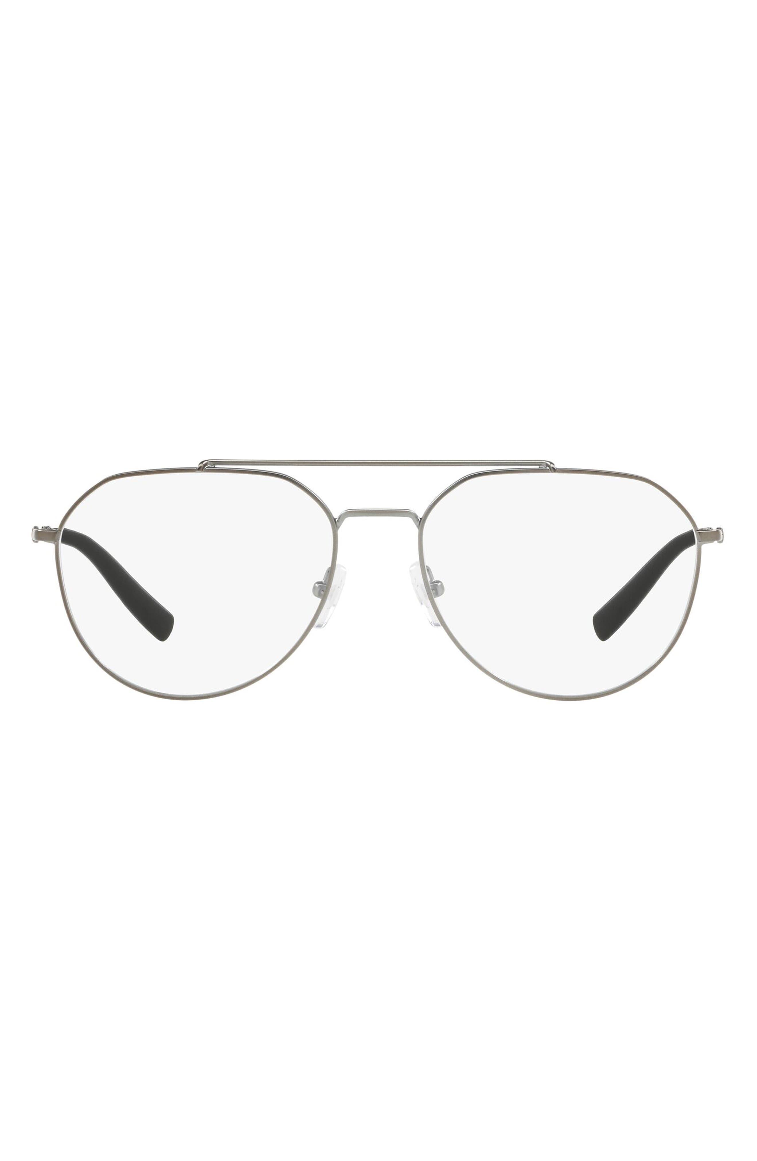 57mm Aviator Optical Glasses