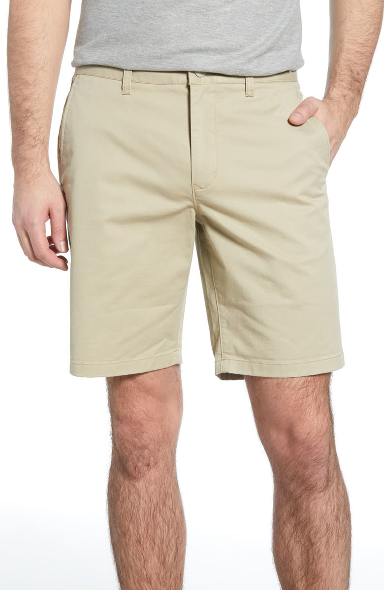 BONOBOS Stretch Washed Chino 9-Inch Shorts, Main, color, DRY SAGE