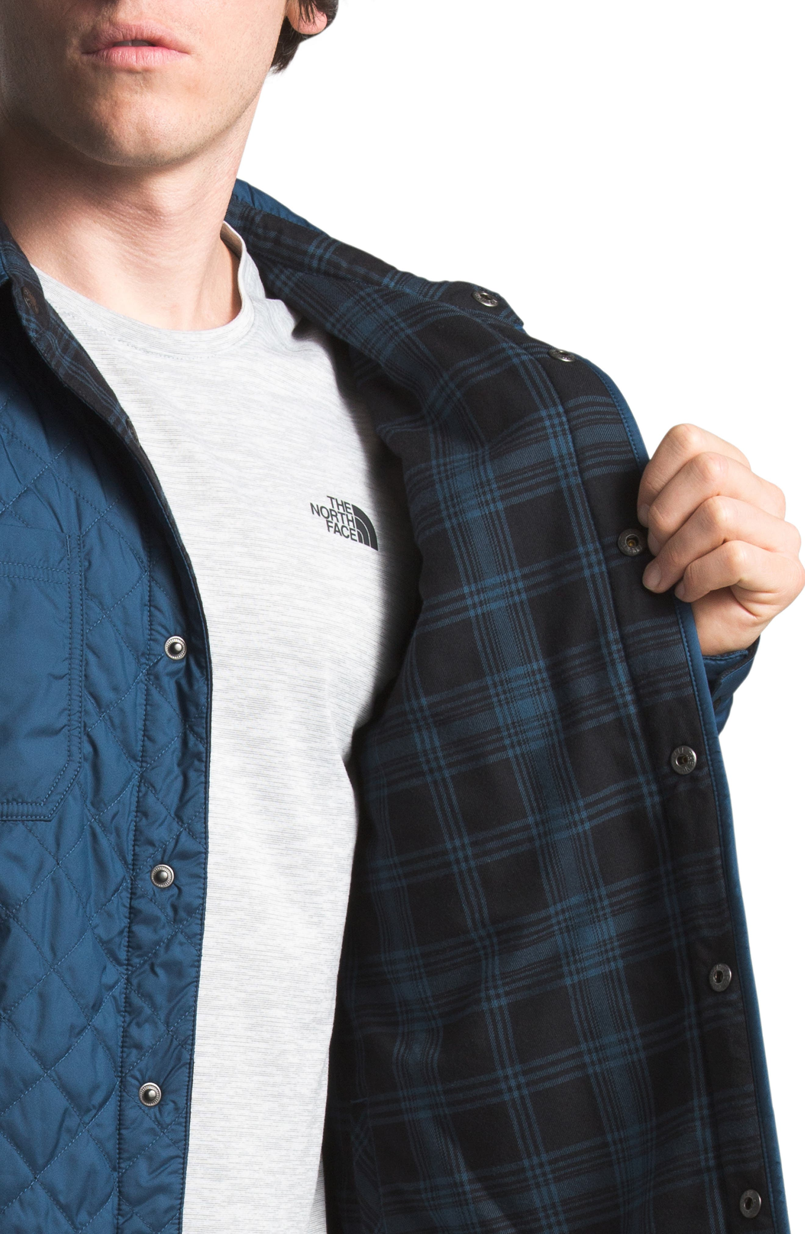,                             Fort Point Insulated Reversible Shirt Jacket,                             Alternate thumbnail 39, color,                             440