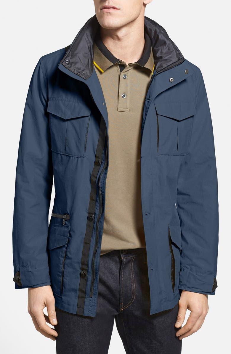 VICTORINOX SWISS ARMY<SUP>®</SUP> 'Highlander' Field Jacket, Main, color, 413