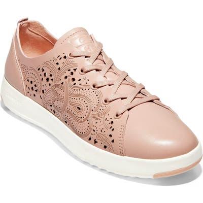 Cole Haan Grandpro Low Top Sneaker, Pink