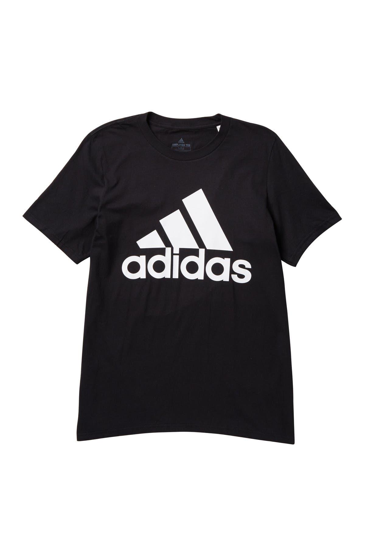 Image of adidas Basic Logo T-Shirt