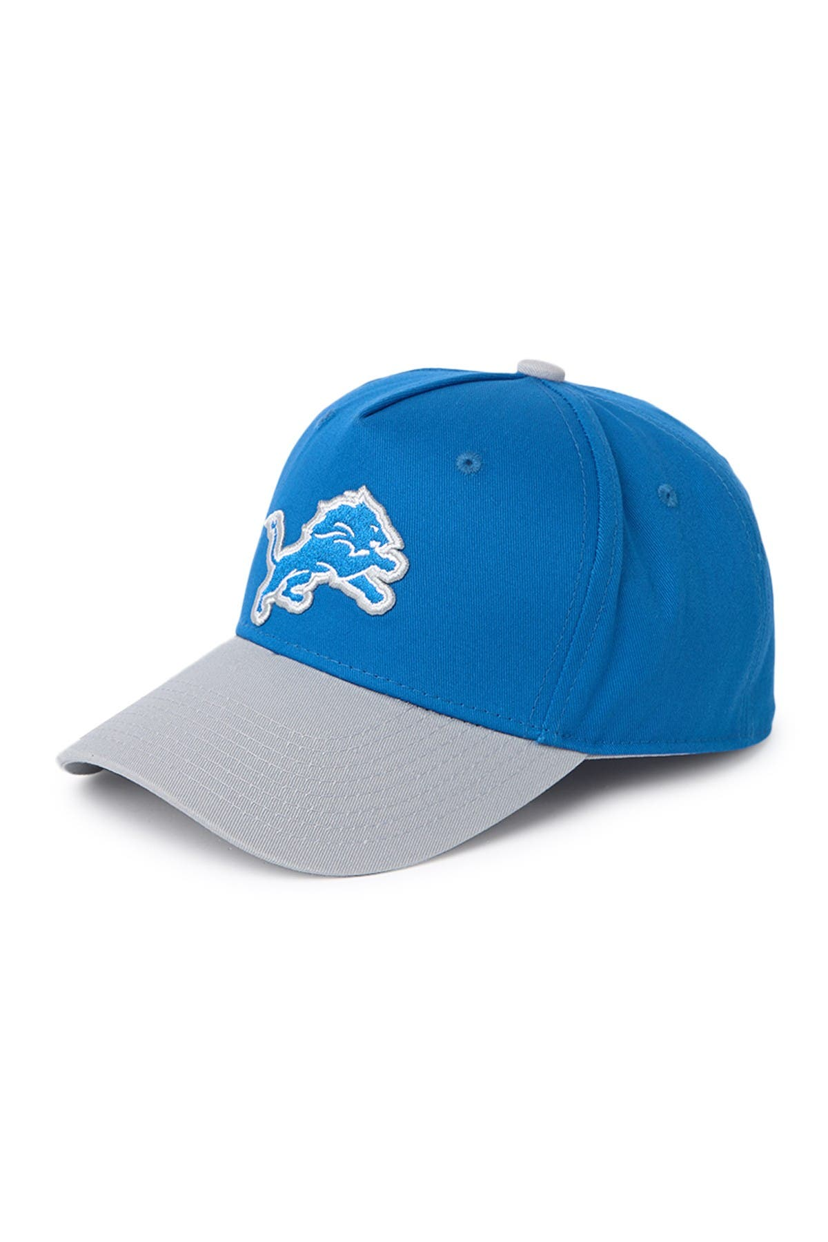 Image of NFL Logo NFL Detroit Lions Snapback Hat