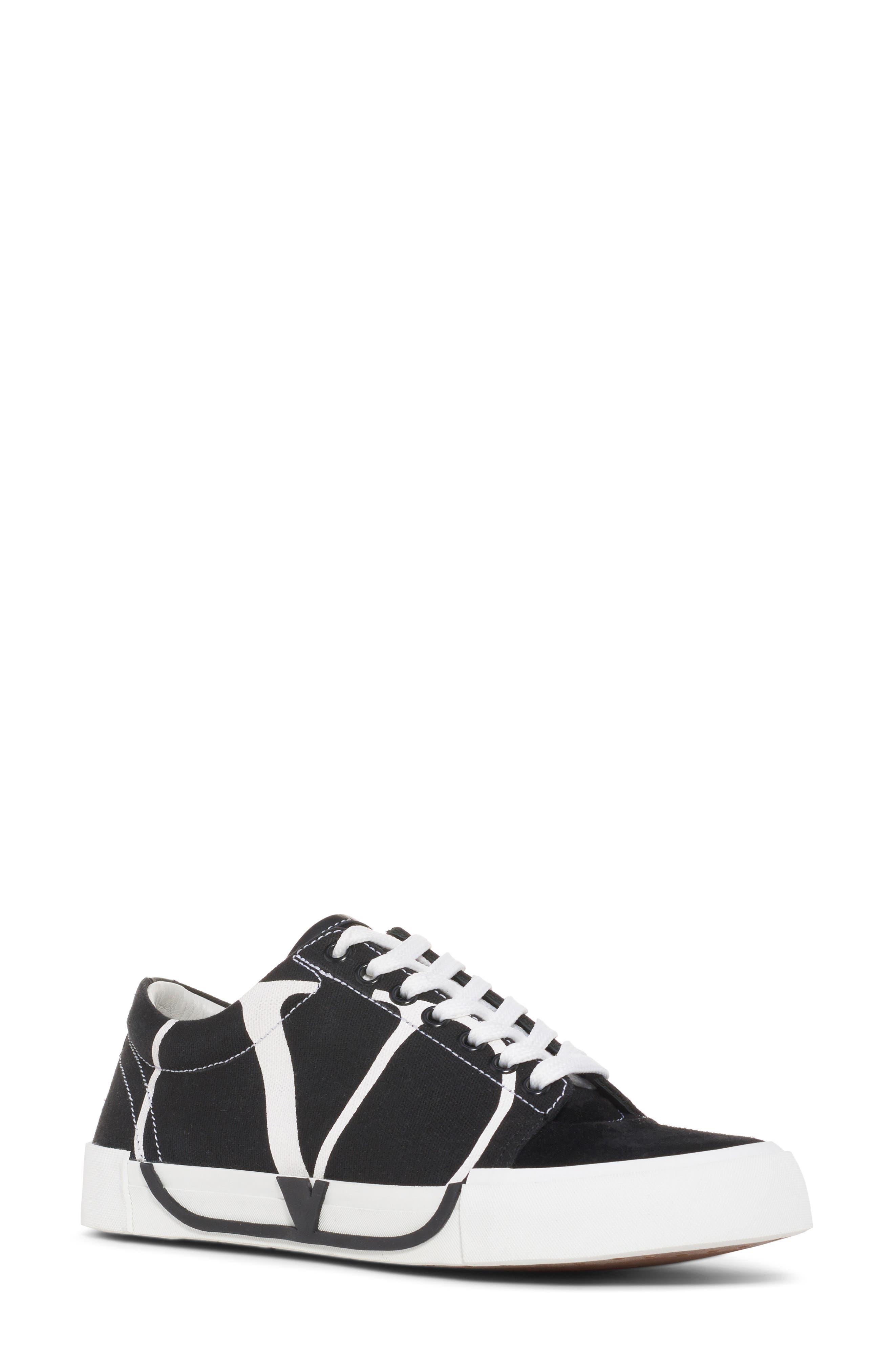 Tricks Sneaker, Main, color, BLACK
