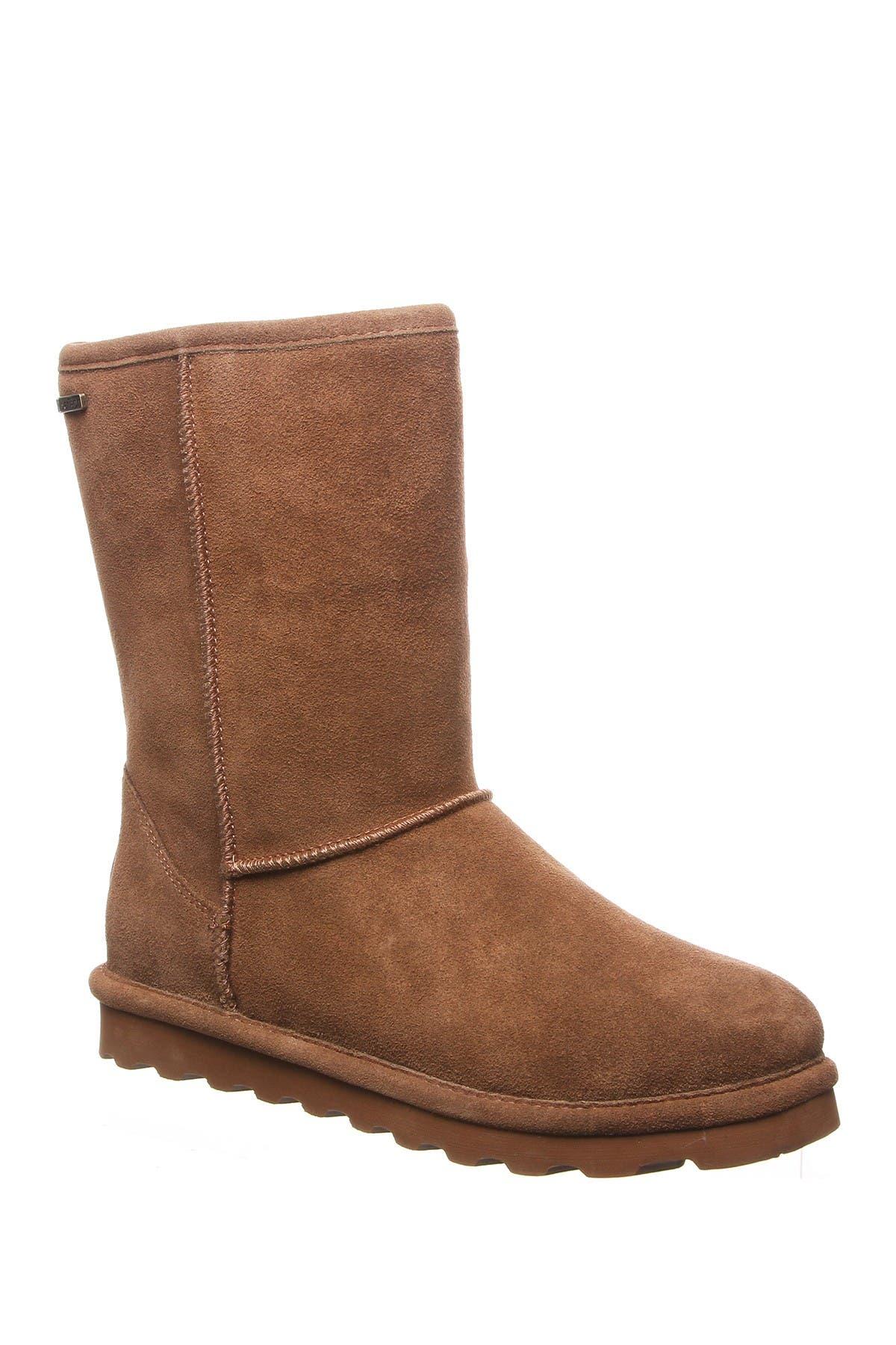Image of BEARPAW Helen Genuine Sheepskin & Wool Lined Suede Boot