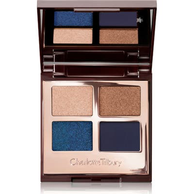 Charlotte Tilbury Luxury Eyeshadow Palette - Super Blue