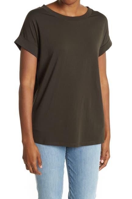 Image of ALLSAINTS Imogen Boy Crew Neck T-Shirt